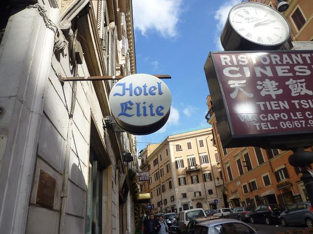 Roma Hotel Z