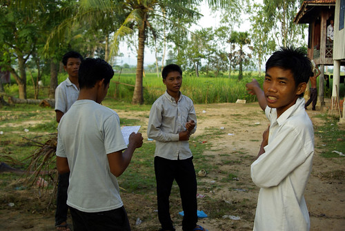 Students, Cambodia | by The Hungry Cyclist