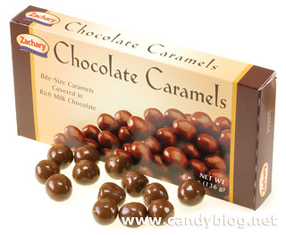Zachary Chocolate Caramels | by cybele-