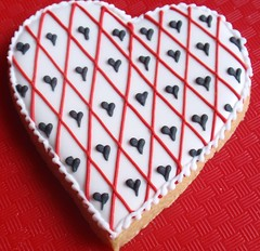 Valentine cookies and cakes | by a matter of taste