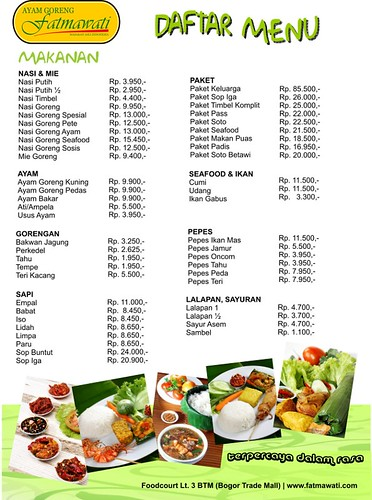 Image Result For Menu Buka Puasa