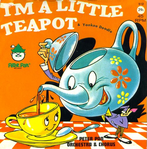 im a little teapot cartoon - photo #30