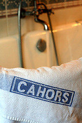 cahor towel | by David Lebovitz