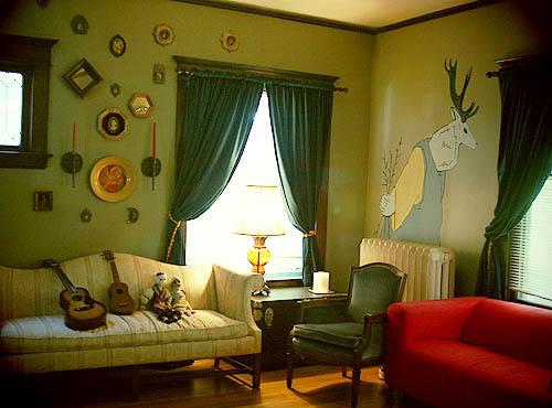 Reece Green Room