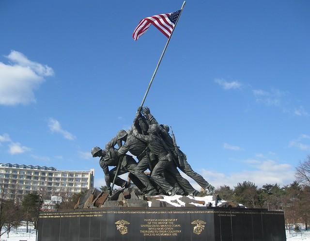 Iwo Jima Memorial | Flickr - Photo Sharing!
