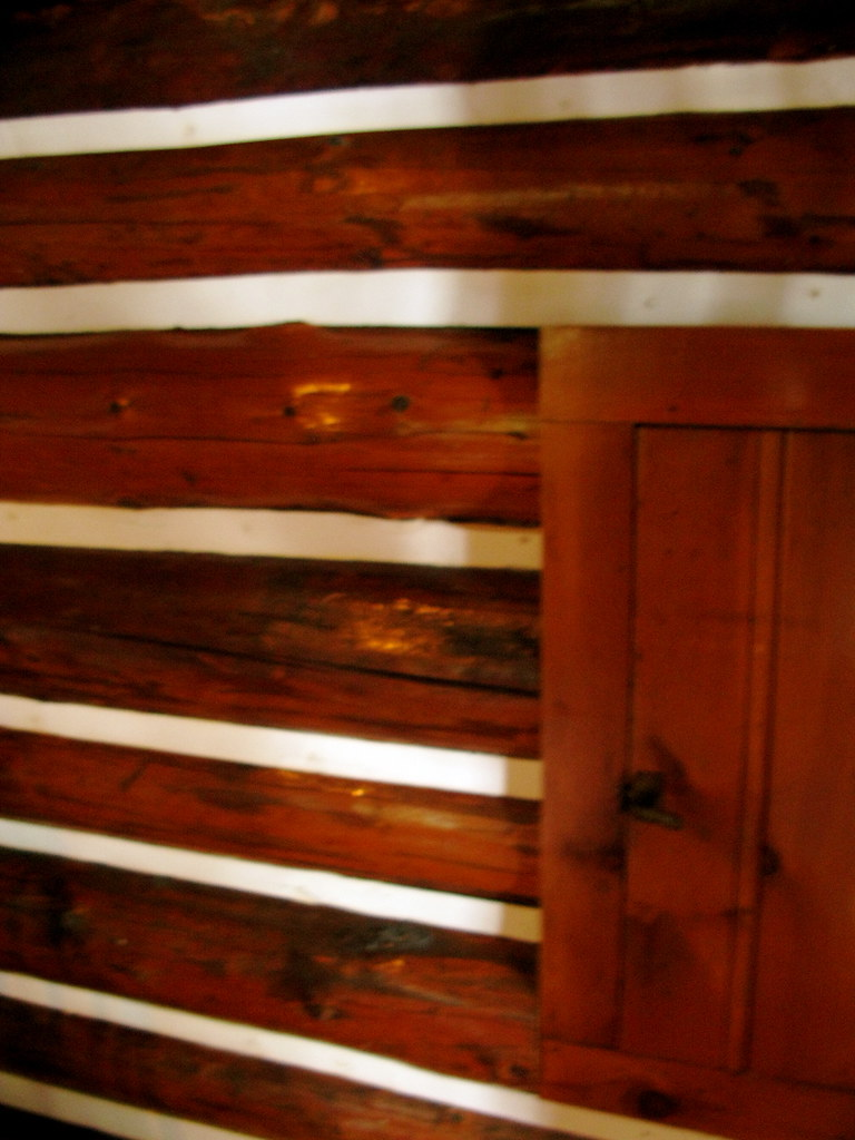 Log Cabin Interior Walls | Killarney Lodge, Algonquin Park, U2026 | Flickr