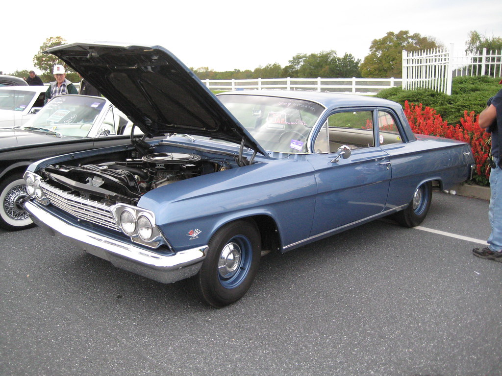 Aaca Hershey Fall Meet Photos >> 1962 Biscayne 409 | Seen in the car corral (cars for sale) a… | Flickr