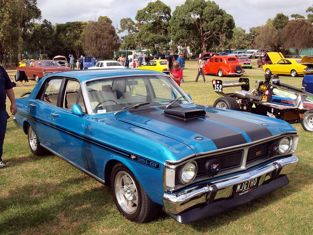 Ford Xy Gtho Phase Iii By  Ford Customline
