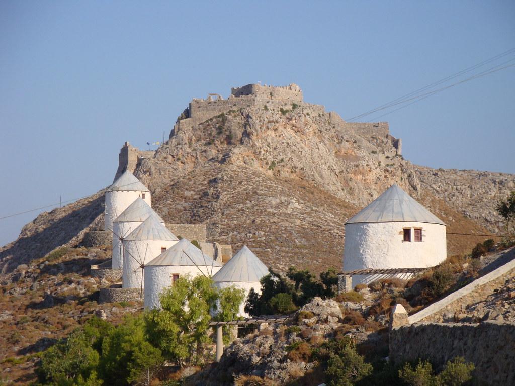 Αποτέλεσμα εικόνας για leros castle
