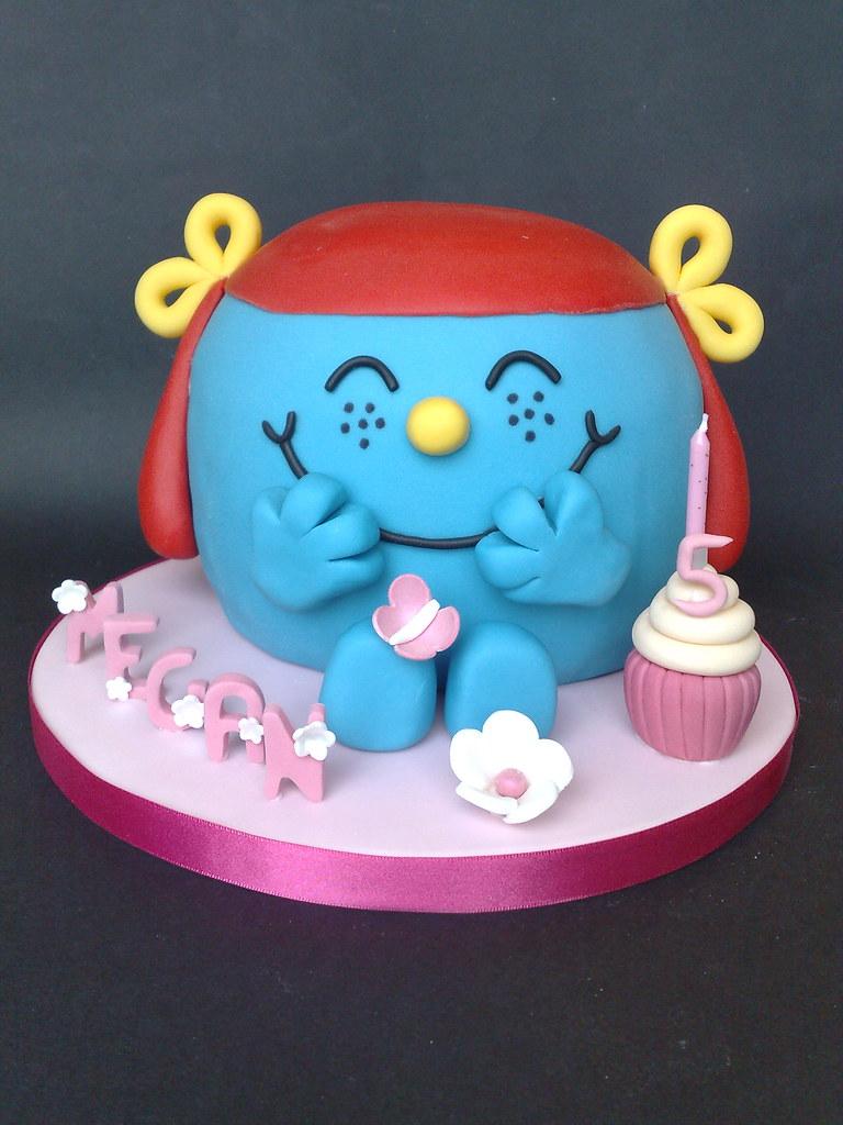 Little Miss Twins Cake