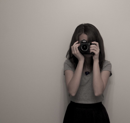 camera face | by emily kendall