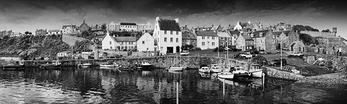 Crail harbour | by Craig Eastman