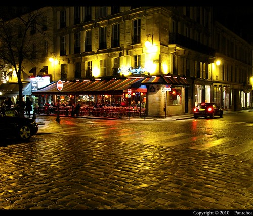 Le Bonaparte Place Saint Germain Des Pr S Paris Flickr