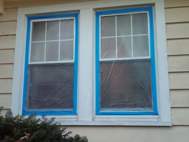 Painting Exterior Wooden Windows Home Design