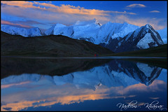 Rush Lake,(4695m high) | by Nadeem Khawar.