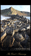 The Giant`s Causeway by Maria Mollohan(c) 2010 | by Ave Maria Photography