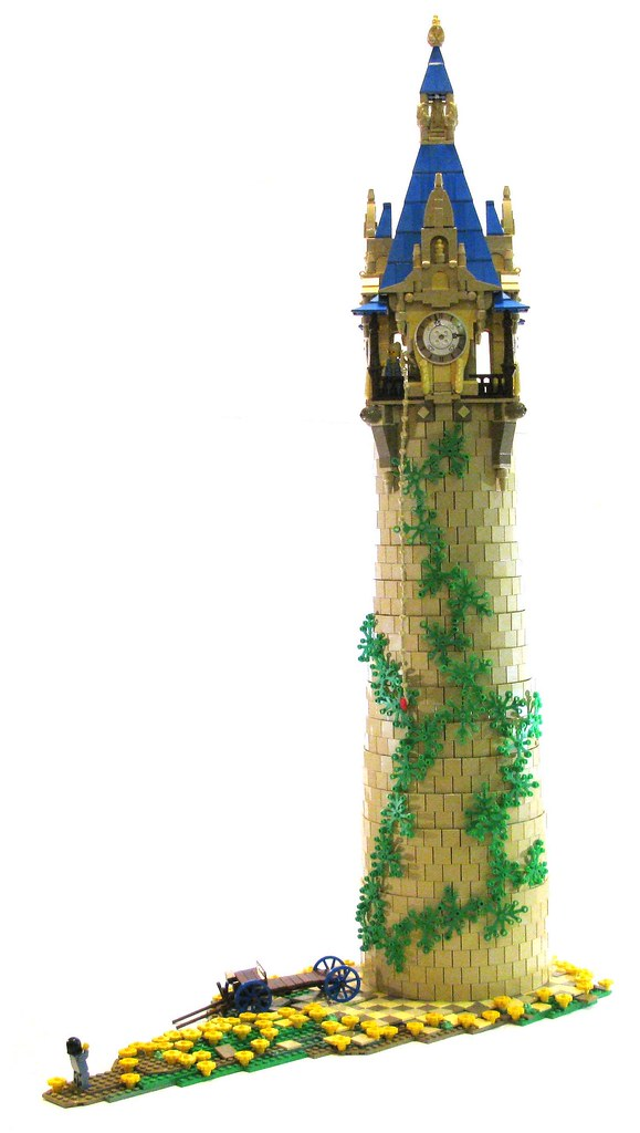 Rapunzel S Tower Quot Rapunzel Rapunzel Let Down Your Long