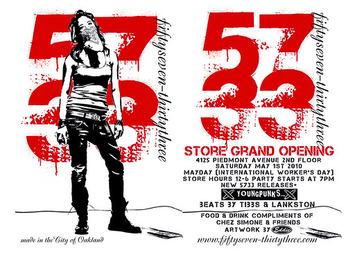 fiftyseven-thirtythree Grand Opening | by *eddie