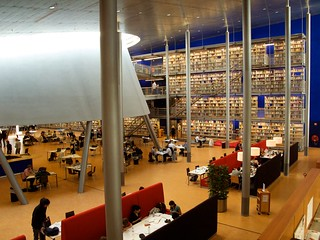 TU Delft Library | by timtom.ch