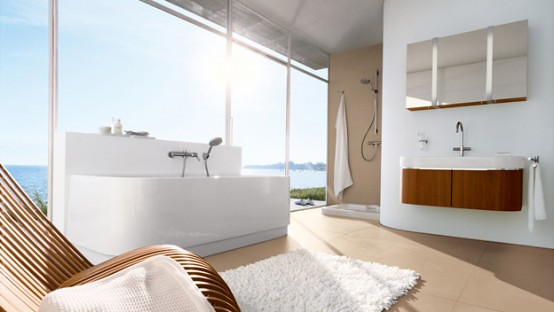 Luxury bathroom design axor 6 554x312 home space flickr - Luxury bathrooms in small spaces ...