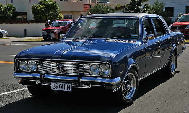 Holden Nz Mitchell Race Xtreme Ej Holden Ex Booth 1970