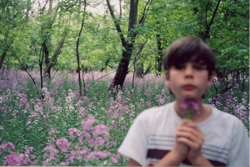 my world is out of focus. | by Gracie Cannell