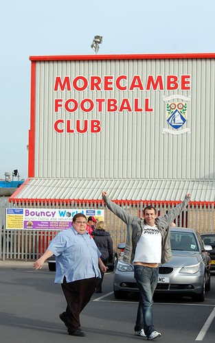 Last match at Christie Park | by campdavemorecambe