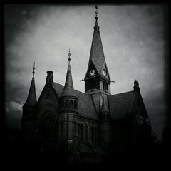Sagene Church (Hipstamatic Contest Entry) | by C.Bry@nt