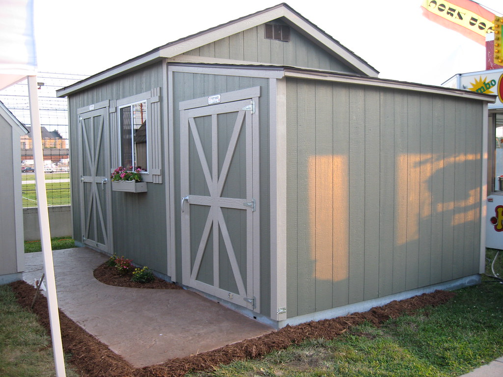 lean to sheds flickr