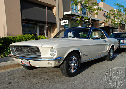 1968 Ford Mustang Coupe | by Chad Horwedel