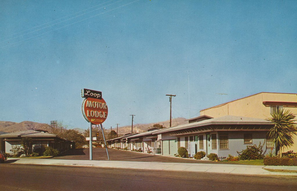 Loop Motor Lodge - Ventura, California