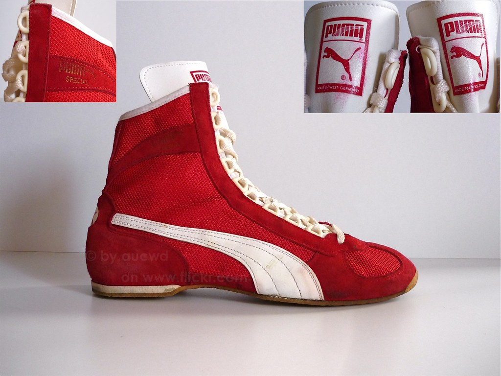 Top Wrestling Shoes