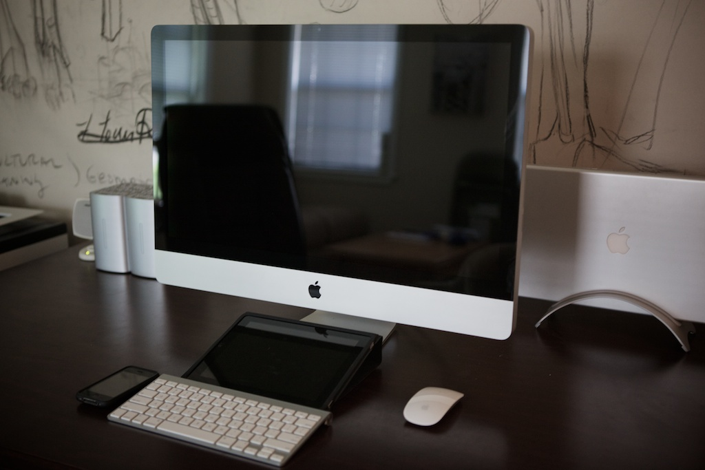 Imac 27 Workstation Chris Jagers Flickr