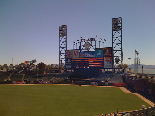 England-USA at AT&T Park | by grraph