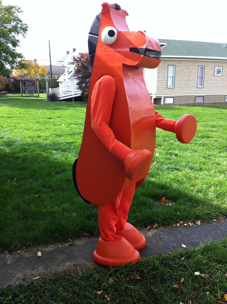 Gumby And Pokey Costume Pokey Costume | by Gdmfl68