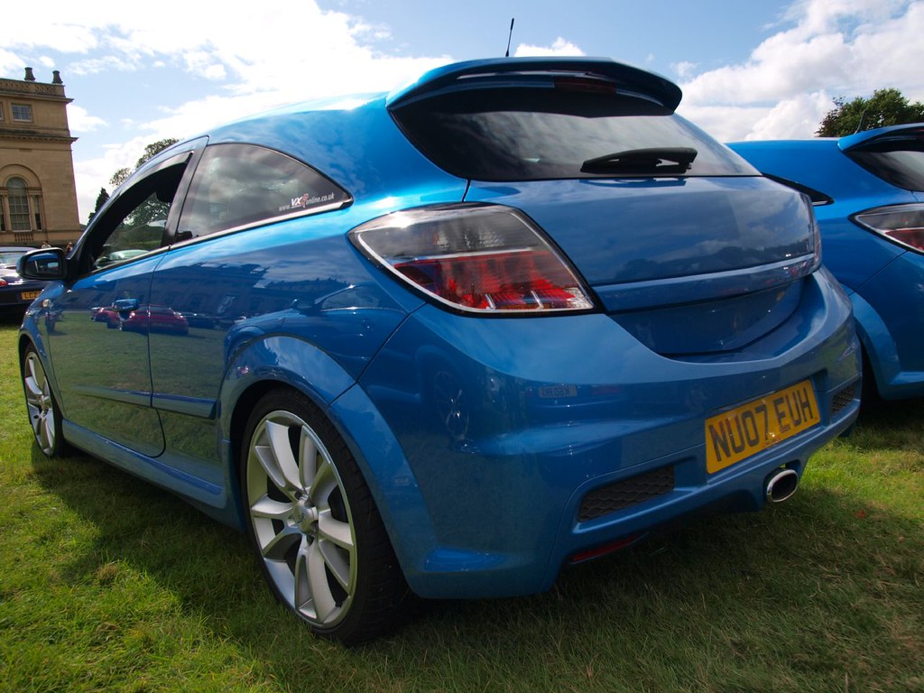 Vauxhall Astra Vxr Sports Cars 2007 S Flickr Car By Imagetaker