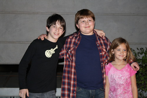 Diary of a Wimpy Kid #5 World Release Party - 11/9/10 | by BookPeople
