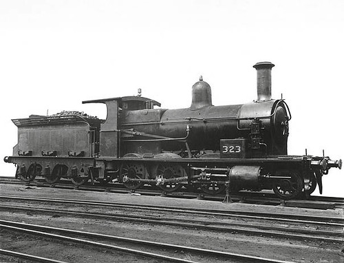 Locomotive - Class Z2560 | by State Archives NSW