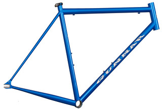Street Dog frame | by Gunnar Cycles