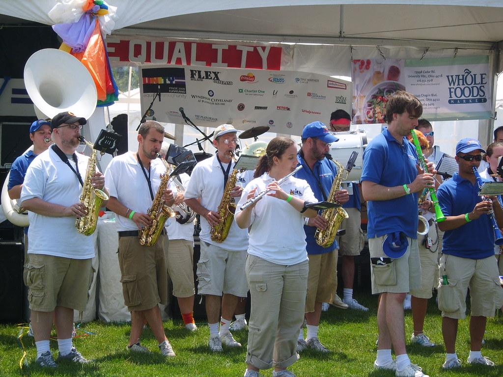 Cleveland gay pride 2009