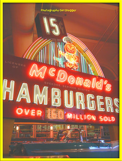 McDonald Sign at The Henry Ford | by Photography Girl Blogger