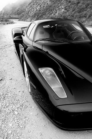 Ferrari Enzo iPhone wallpaper   Flickr - Photo Sharing!