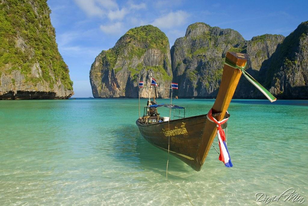 Koh Phi Phi Leh Thailand Maya Bay Maya Bay is a stunnin Flickr