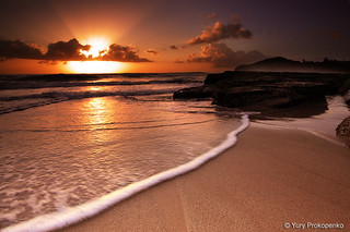 Beach Sunrise | by -yury-