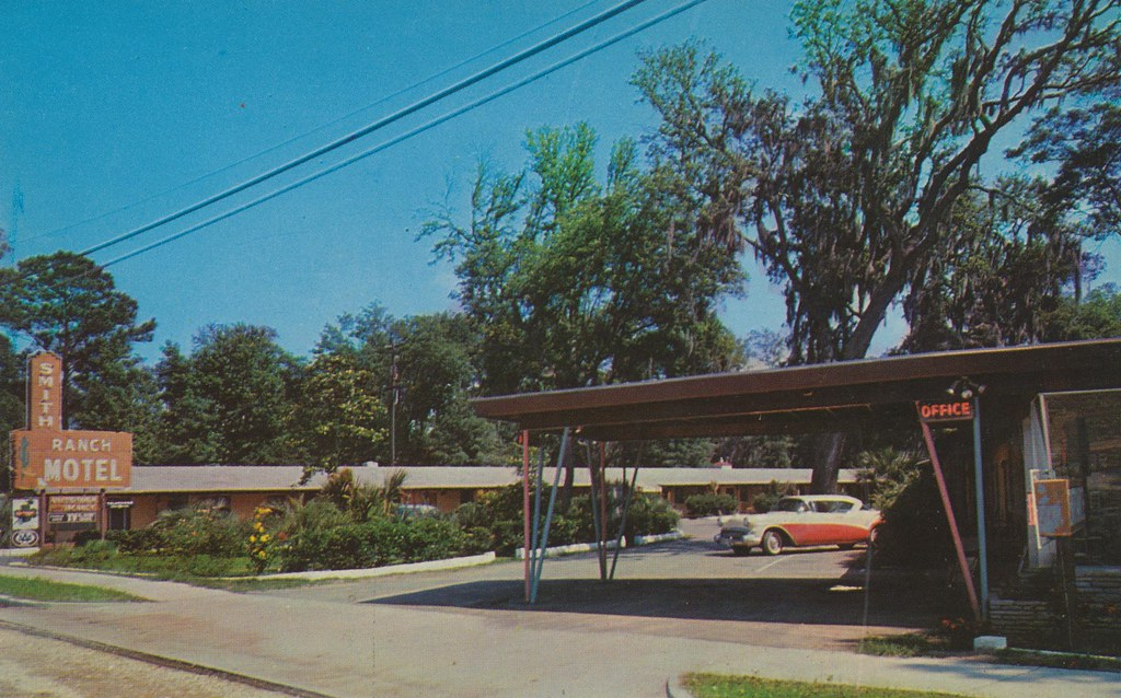 Smith Ranch Motel - Charleston, South Carolina