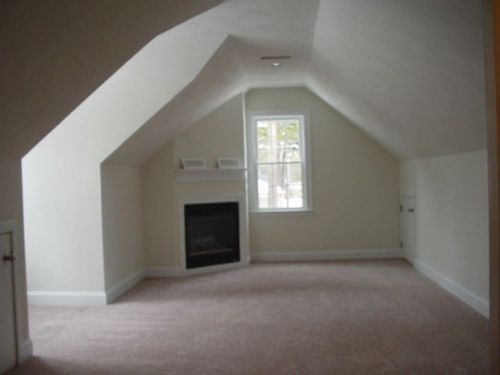 Bonus room over garage with gas fireplace bonus room for Bonus room over garage cost