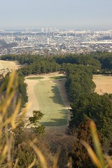 Golf course from Tenen Hiking course, Kamakura | by julesberry2001