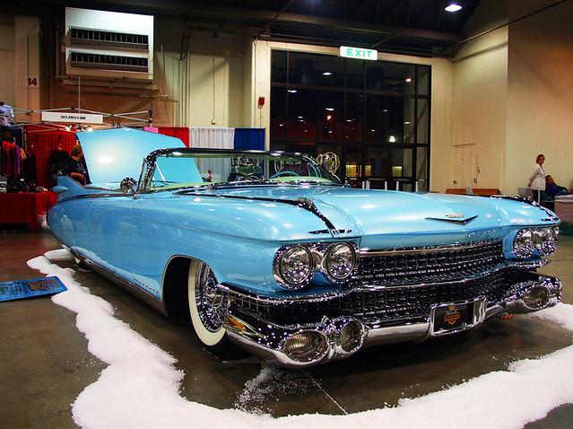 1959 Cadillac Eldorado Biarritz Convertible The Elvis Ii