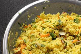 curried couscous | by Madison Bistro