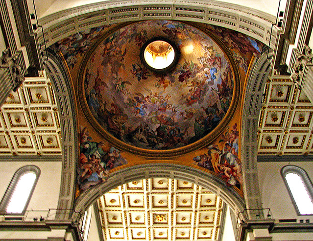 Church Of San Lorenzo Florence Italy Medici Family